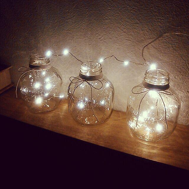 My Shelf,1K,一人暮らし,賃貸,賃貸アパート,DIY,ウォールシェルフ,マルティネリの空き瓶,りんごジュースの瓶,照明 Ryoの部屋