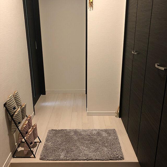 玄関マット,建売住宅,建売り一戸建て,建売狭小住宅,Entrance Keiichirouの部屋