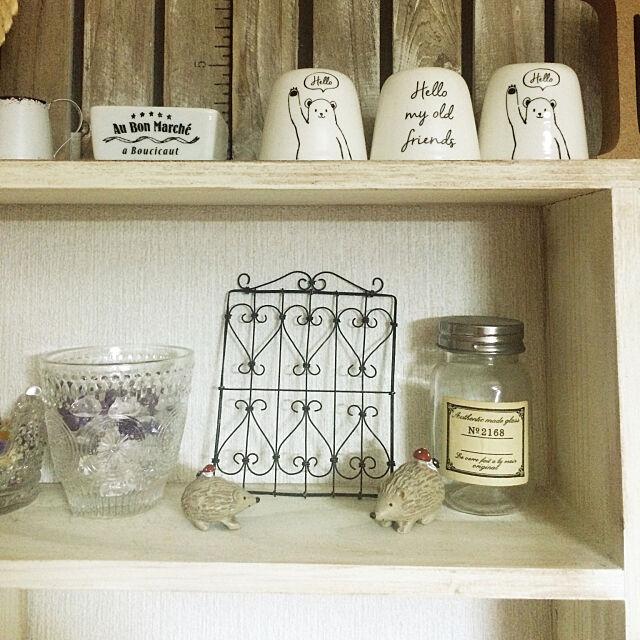 My Shelf,kotoriちゃんのワイヤークラフト kuの部屋