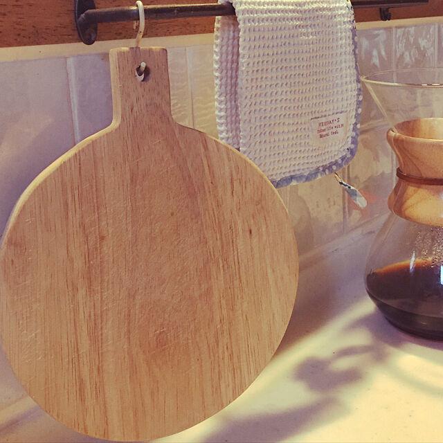 Kitchen,カッティングボード,まな板,無印良品 mi-styleの部屋