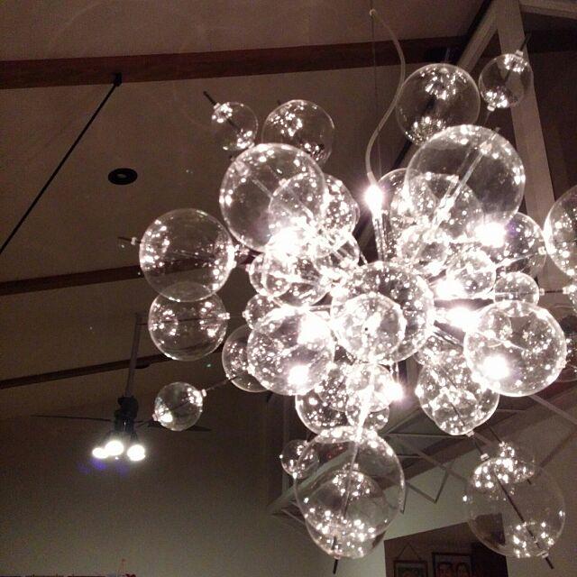 On Walls,照明,シャボンライト,RC 長崎支部 yurinaの部屋