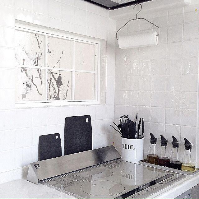 Kitchen,大掃除,スッキリ,シンプル ,つかなお流の影響( ᐛ )و cheeの部屋