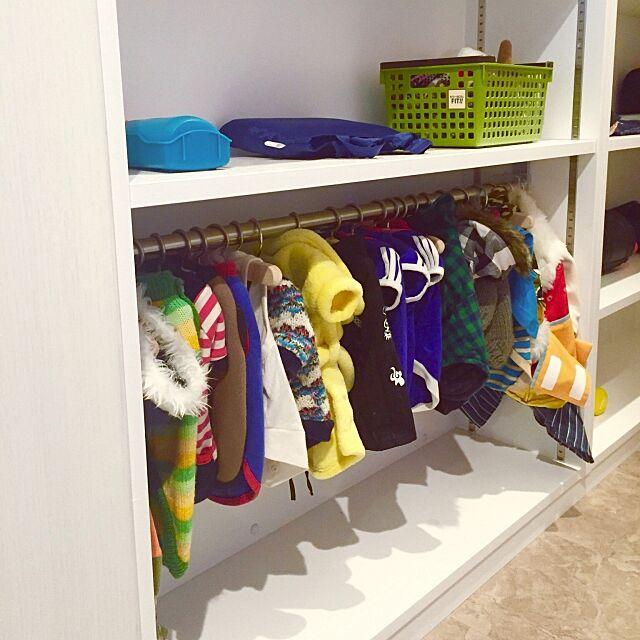 My Shelf,いぬ専用,いぬ,いぬと暮らす,犬服クローゼット,犬服,シューズクローク,ビルトインガレージ,シューズラック,ガレージ,靴箱,収納庫 Ryo2626の部屋
