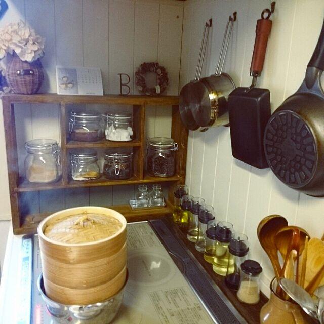 Kitchen,楽天で買ったもの,インスタと同じpic,インスタ→slow.life.works,セイロ,蒸籠 slow-lifeの部屋