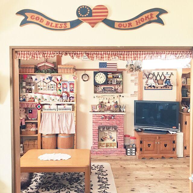 Overview,アメリカンボード♡,アメリカン雑貨❤️,ドライフラワー♡,アメリカンカントリー,ガーランド♡,セリアの雑貨,棚DIY,ハンドメイド作品♡,編み物クラブ☆,ごちゃごちゃ やっほ〜〜い❣️同盟,ブリキプレート,いつもいいねやコメントありがとう♡ raggedy-aの部屋
