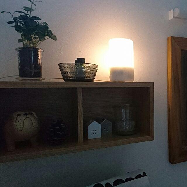 アロマ,北欧,リサラーソン,無印良品,無印良品 壁に付けられる家具,カステヘルミ,ittala,unico,WECK,Bathroom mocomocoの部屋