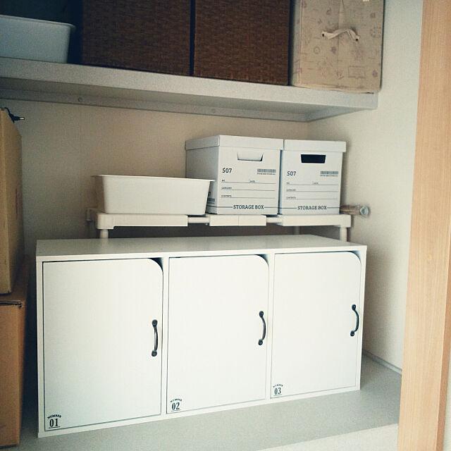 My Shelf,ニトリのカラーボックス,セリア,子供のスペース,プレンティボックス,シルク,シルクで買ったプレンティボックス Teaの部屋