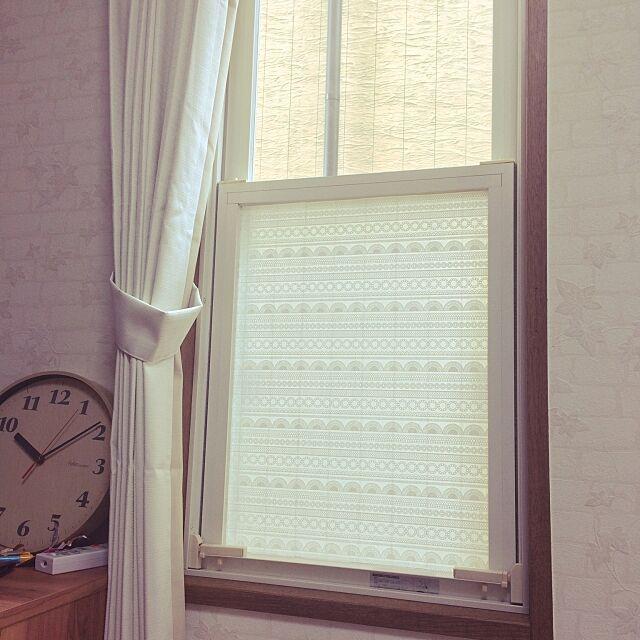 Lounge,ニトリのカーテン,99%紫外線カットらしい,mt CASA shade,mtCASA,築20年以上,中古戸建て,横浜市民,ニトリ,DIY,リフォーム nagiの部屋