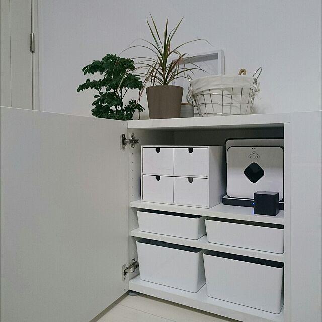 My Shelf,シンプルライフ,シンプルインテリア,シンプリスト,IG→uco122,シンプルな暮らし,シンプル,植物のある暮らし,整理収納,収納,整理収納部,BRAAVA,ブラーバ,IKEA Ucoの部屋