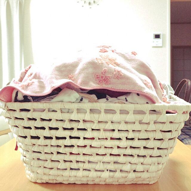 洗濯物一時置き,建売住宅,楽家事,住みやすい家,ダイソー,100均,Lounge anemaの部屋
