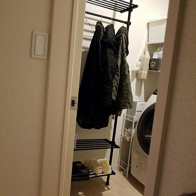 Bathroom,コートハンガー korokoroの部屋