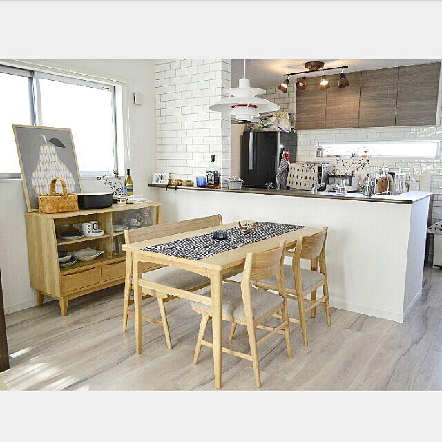 Lounge,ダイニング,建売住宅,インテリア,収納,unico,北欧インテリア,キッチン収納,北欧風,マイホーム,北欧ナチュラル,北欧 accoの部屋