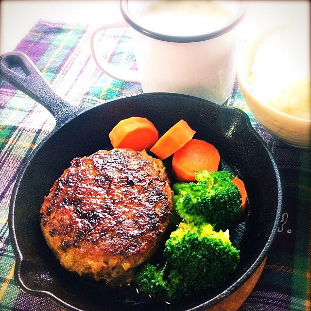 ニトスキ,料理,連投失礼します,フードテロ,料理もインテリアの一部,My Desk yukinkoの部屋