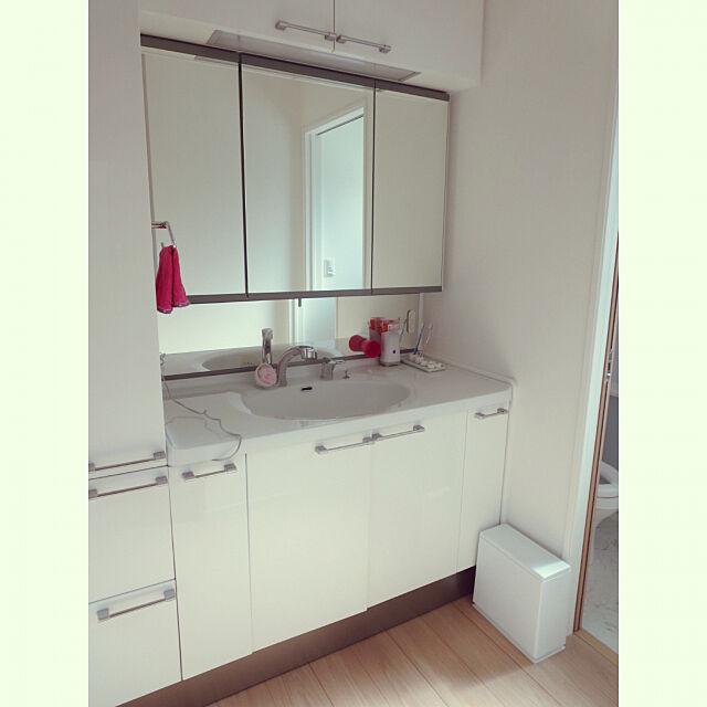 Bathroom,一条工務店,洗面所 yu_uyの部屋