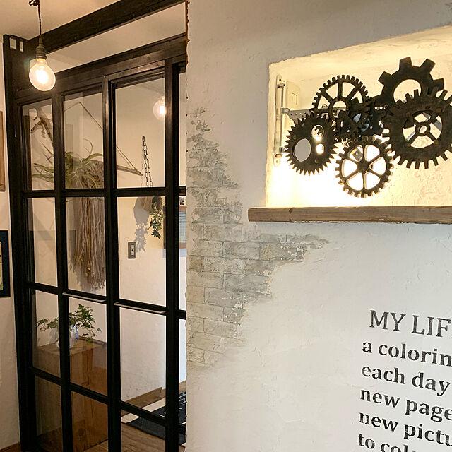 Entrance,DIY,昭和,寒さ対策,日本家屋,いいね、フォローに感謝です.。.:*♡,猫脱走防止,折れ戸,折れ戸DIY,ラブリコ,ポリカーボネート板 naoの部屋
