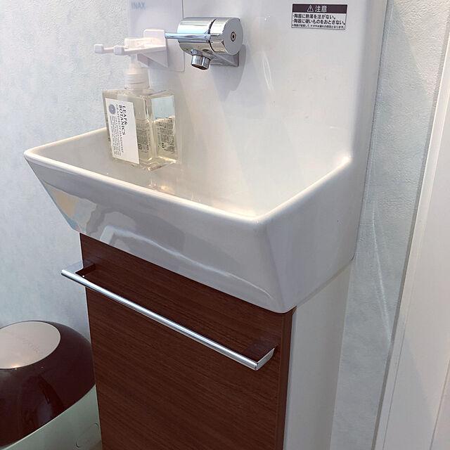 ハンドソープ,手洗い器 トイレ,手洗いボウル,洗面所,Bathroom 123appleの部屋