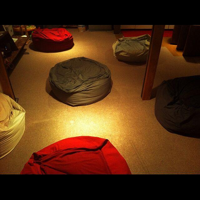 Lounge,体にフィットするソファ,無印,無印良品 ujiの部屋