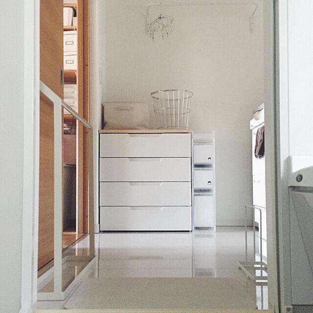 Bathroom,IKEA,sarasadesignstore,珪藻土バスマット,洗面所,IGと同じpic!,IG→emiyuto,無印良品 Emiの部屋