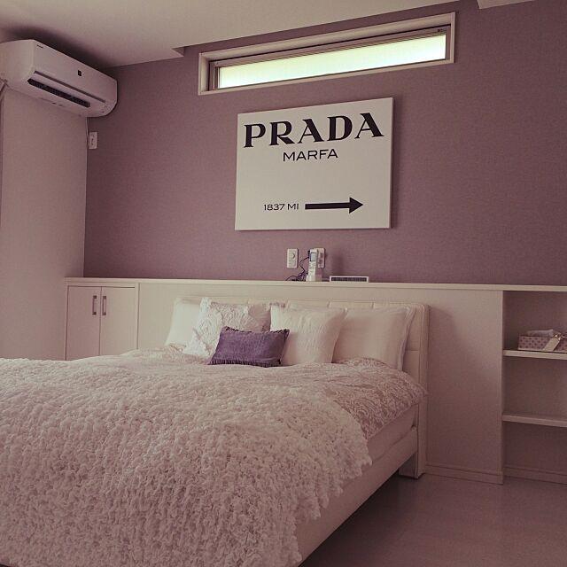 Bedroom,海外ドラマ,PRADA,ホテルライク,IKEA,フランフラン,リゾートホテル moanaの部屋