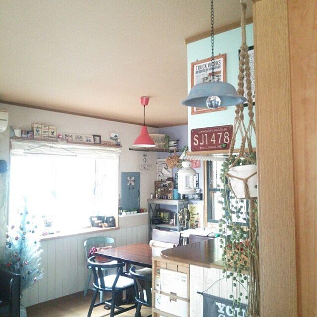 Overview,ダイソー,紙皿,電球型キーホルダー noriの部屋