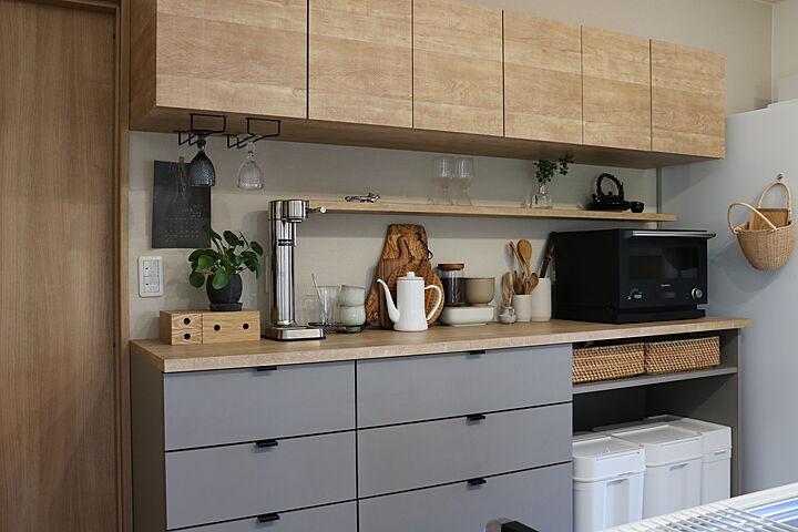 「北欧スタイルに調和する、雰囲気も機能美も自分にとって最高のキッチン」 by emi__さん